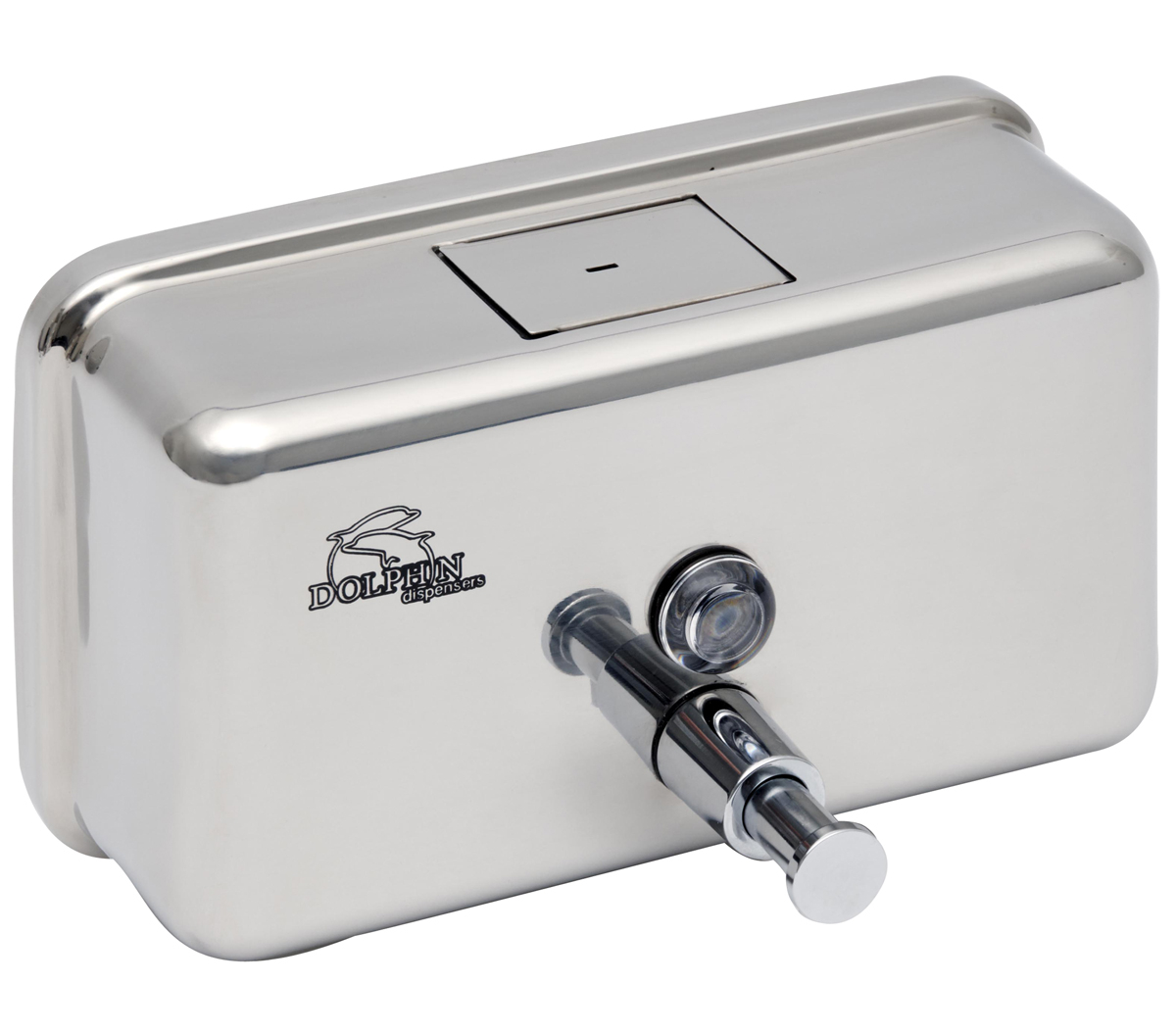 S/Steel Soap Dispenser (PL)