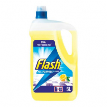 Flash All Purpose Cleaner Lemon 5ltr