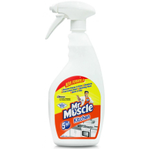 Mr Muscle Kitchen Cleaner 5in1 750ml