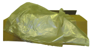 Clear Waste Refuse Sacks