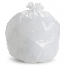 Clear Compactor Sacks 22x33x47inch