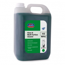 H3 Conc. Glass & Multi Surface Cleaner 2ltr