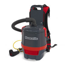 Numatic Back Pack Vac Cleaner