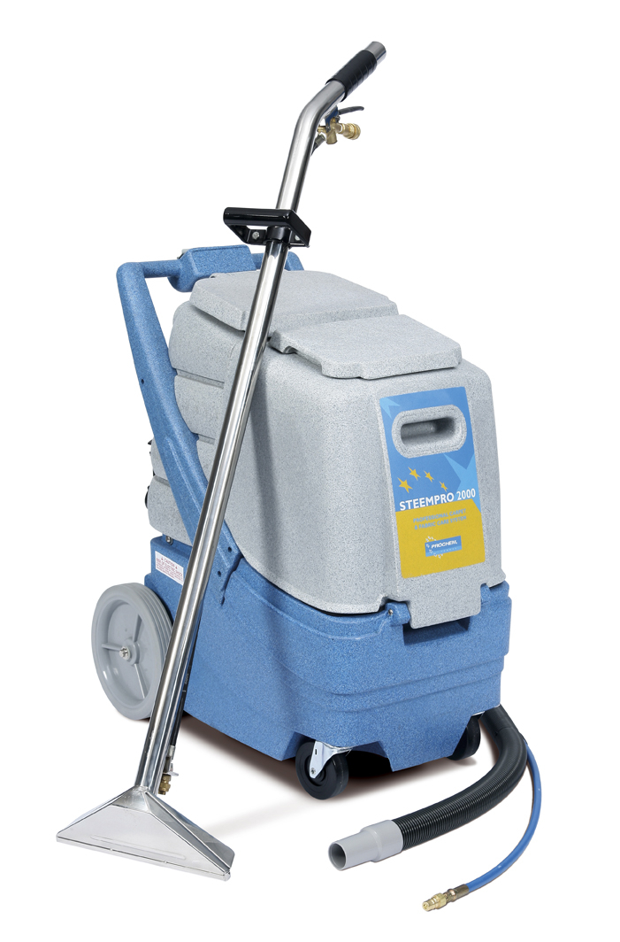 Steempro Powerflo Machine with Hose and Wand