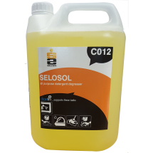 Selosol Cleaner Degreaser 5ltr