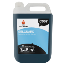 Selguard Hard Surface Cleaner Sanitiser 5ltr