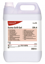 Suma Grill Oven Gel Cleaner 5ltr