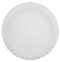 7inch Paper Plates Uncoated