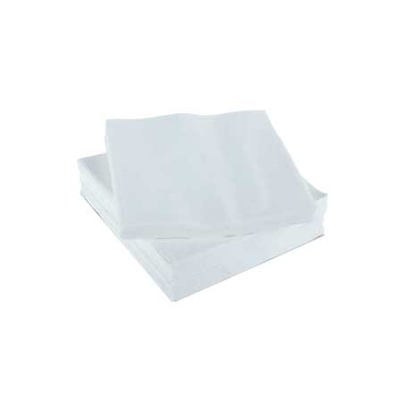 Napkins Ice White 2ply 24cm