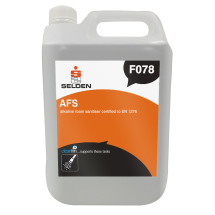 A.F.S. Bac Foam Cleaner 5ltr