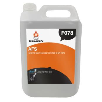 A.F.S. Bac Foam Cleaner
