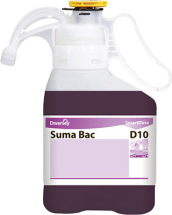 D10 Suma Bac Smart Dose 1.4ltr