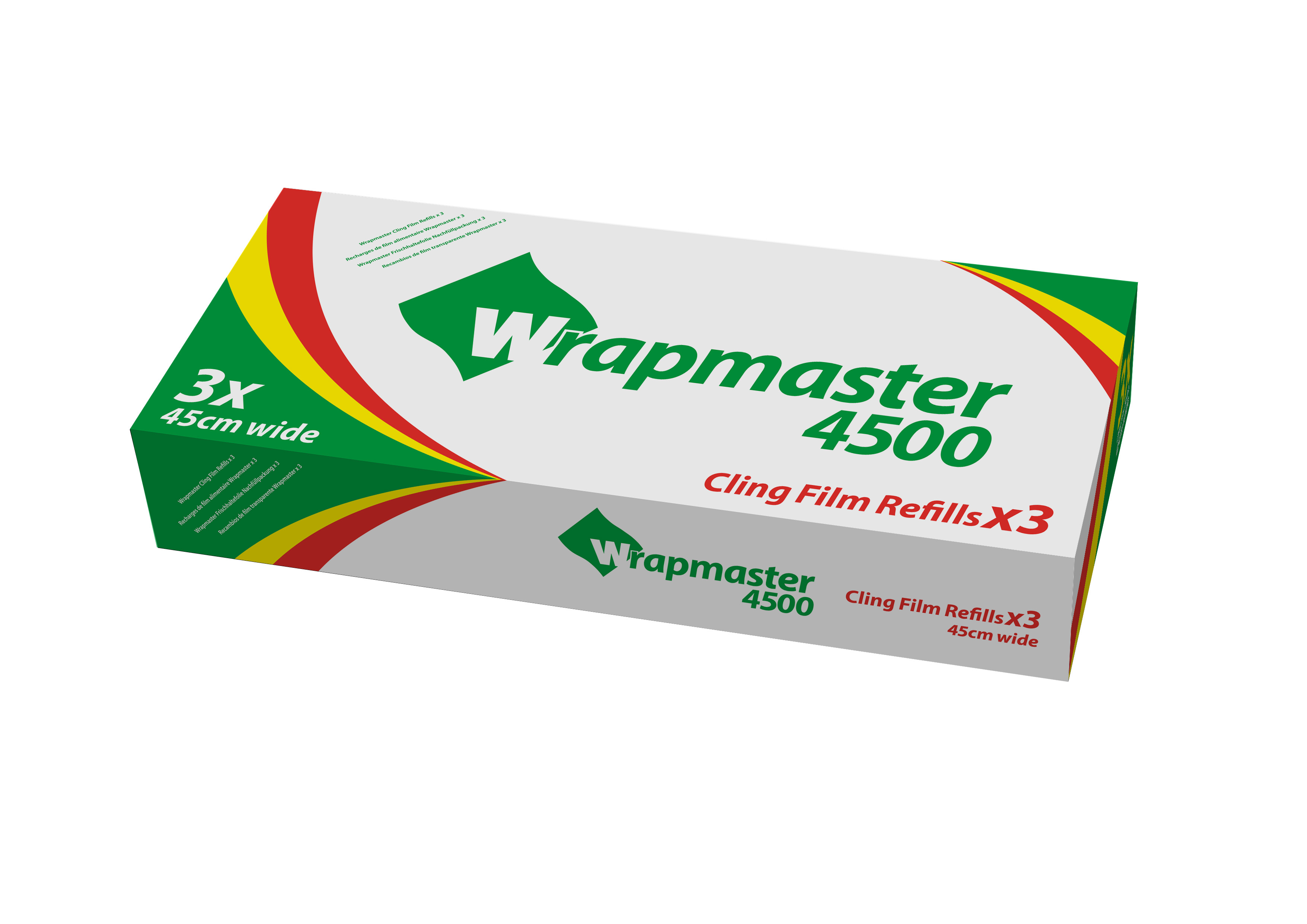 Wrapmaster Clingfilm 4500 Refill 45cm