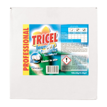 Tricel Laundry Tablets Non-Bio