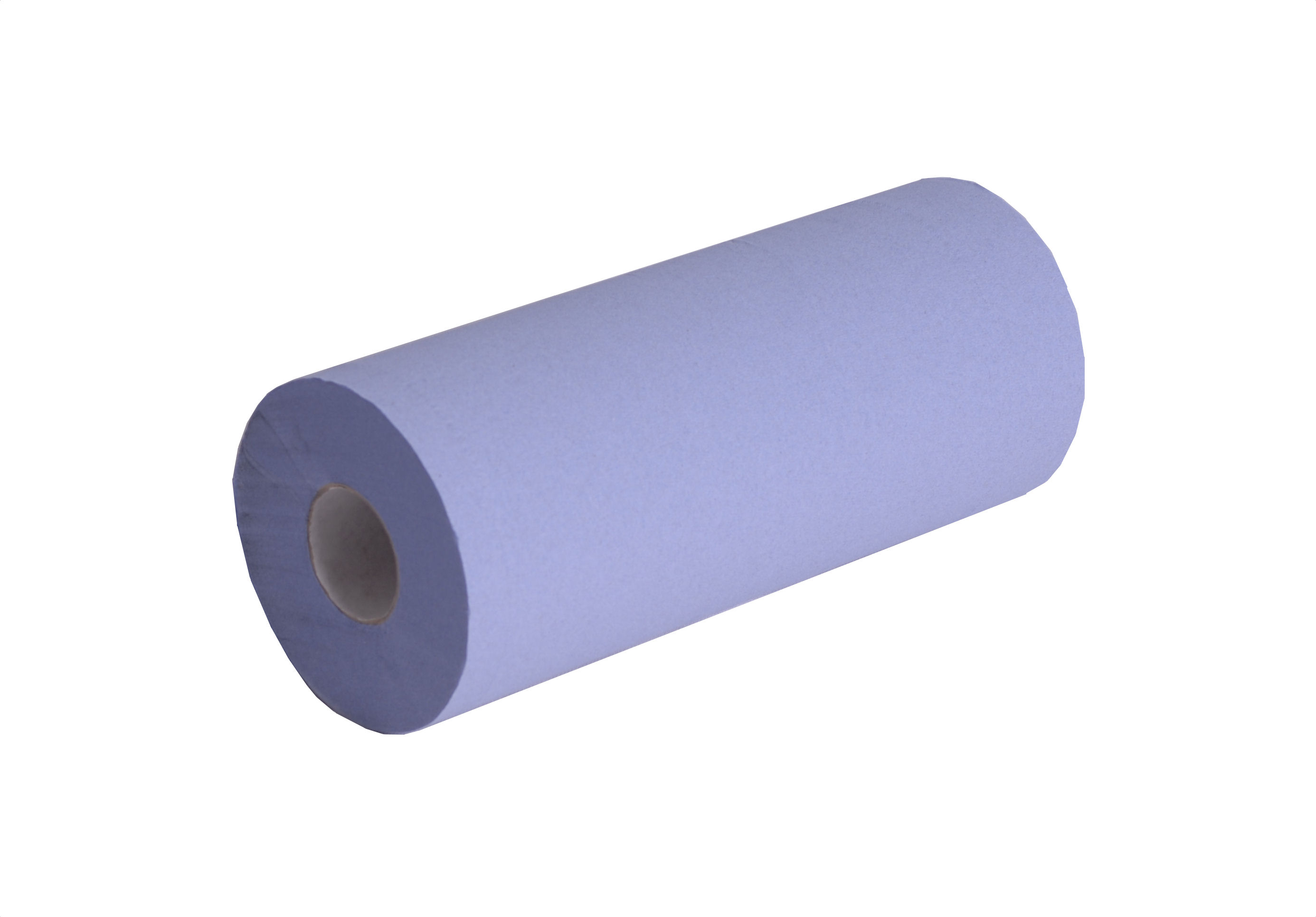 10inch Wiping Rolls 2Ply Blue
