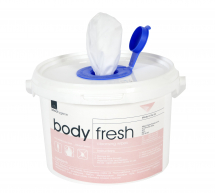 Bodyfresh Patient Cleasing Wet Wipes