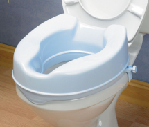 Raised Toilet Seat 4inch