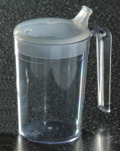 Clear Beaker With Handle