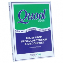 Quool Patch Cool Menthol Patch