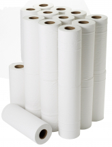 10inch White Wiping Roll