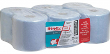 Wypall Blue Centre-Feed Rolls