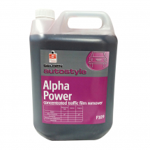 Alpha Power Traffic Film Remover