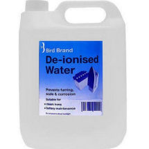 De-Ionised Water 5ltr