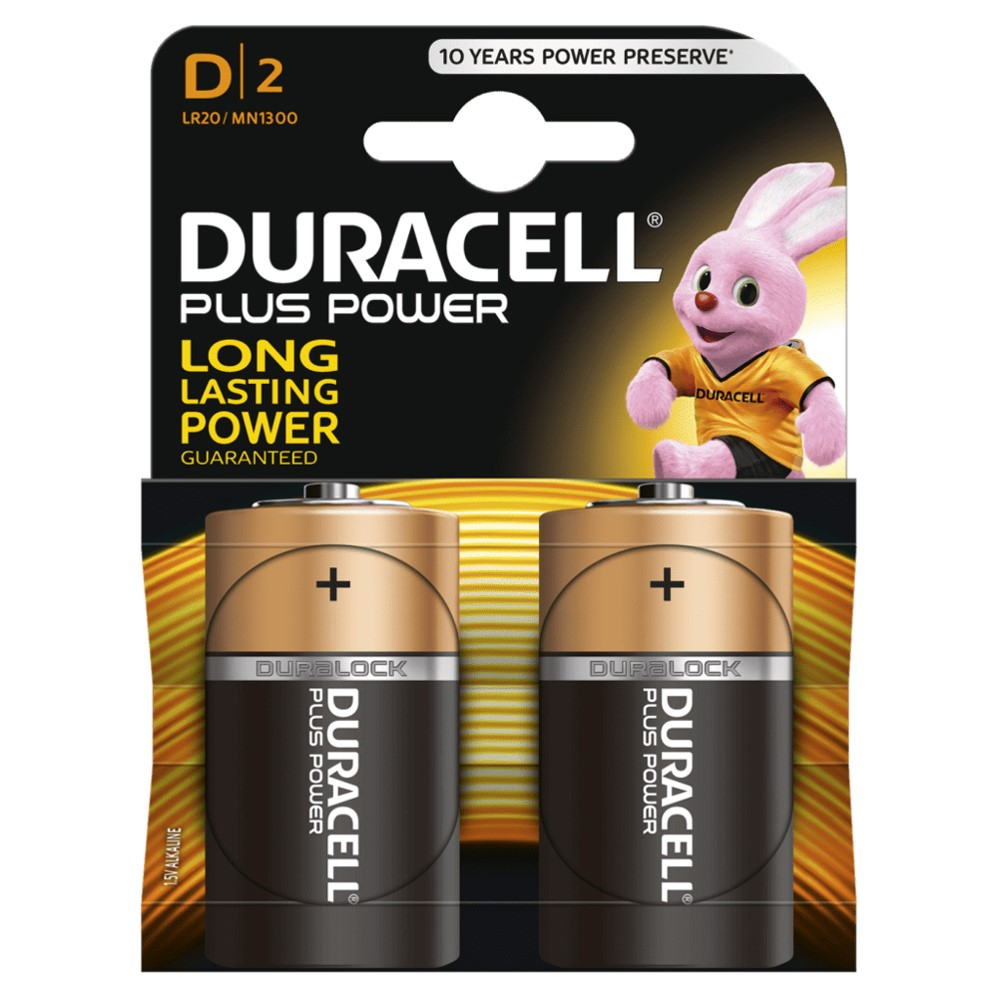 1.5v Alkaline Battery Size D