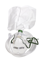 Oxygen Mask & Bag Adult