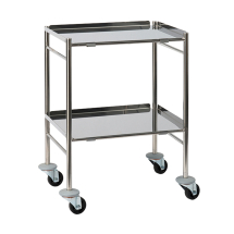 Stainless Steel Dressing Trolley 610x450mm