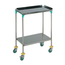 Stainless Steel Treatment Trolley 600x400mm