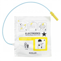 SCHILLER FRED EASY PAEDIATRIC DEFIB PADS