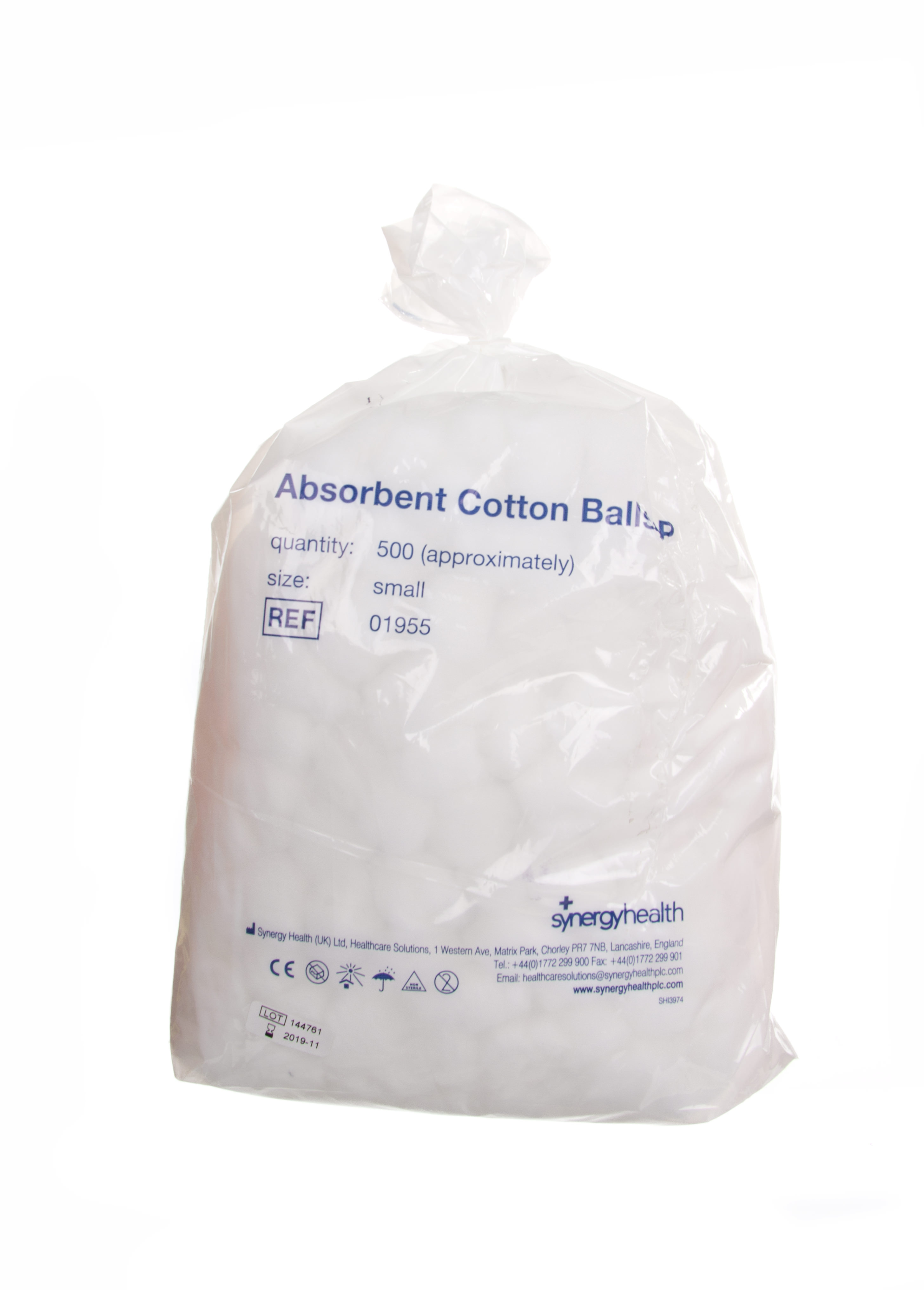 Cotton Wool Balls Sterile