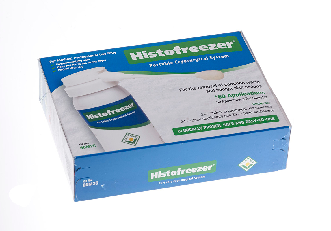 Histofreezer Kit 60 2mm