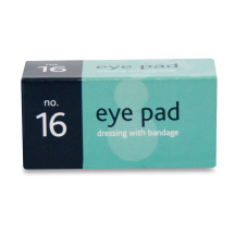 Eye Pad Sterile with Bandage