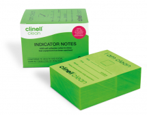 Clinell Clean Indicator Notes Pad 500sht