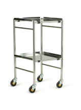 Stainless Steel Trolley 450x450mm