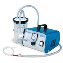 Suction Professional Aspirator + Disposable Liners