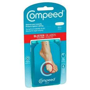 Compeed Blister Plaster Small 20x68mm