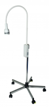 Heine EL3 LED Examination Lamp with Wheeled Stand