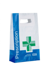 P8 Green Cross Prescription Bags