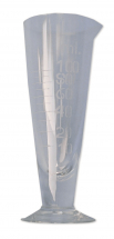 250ml Glass Conical Measure