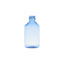250ml Veral Pet Conical Clear Bottles