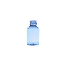 100ml Veral Pet Conical Clear Bottle 28mm Neck