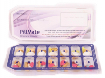 Pillmate BD Pak Small (2 Times Daily for 7 Days)