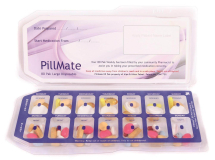Pillmate BD Pak Large (2 Times Daily for 7 Days)