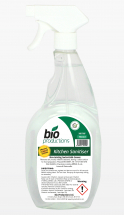 Bactericidal Cleaners