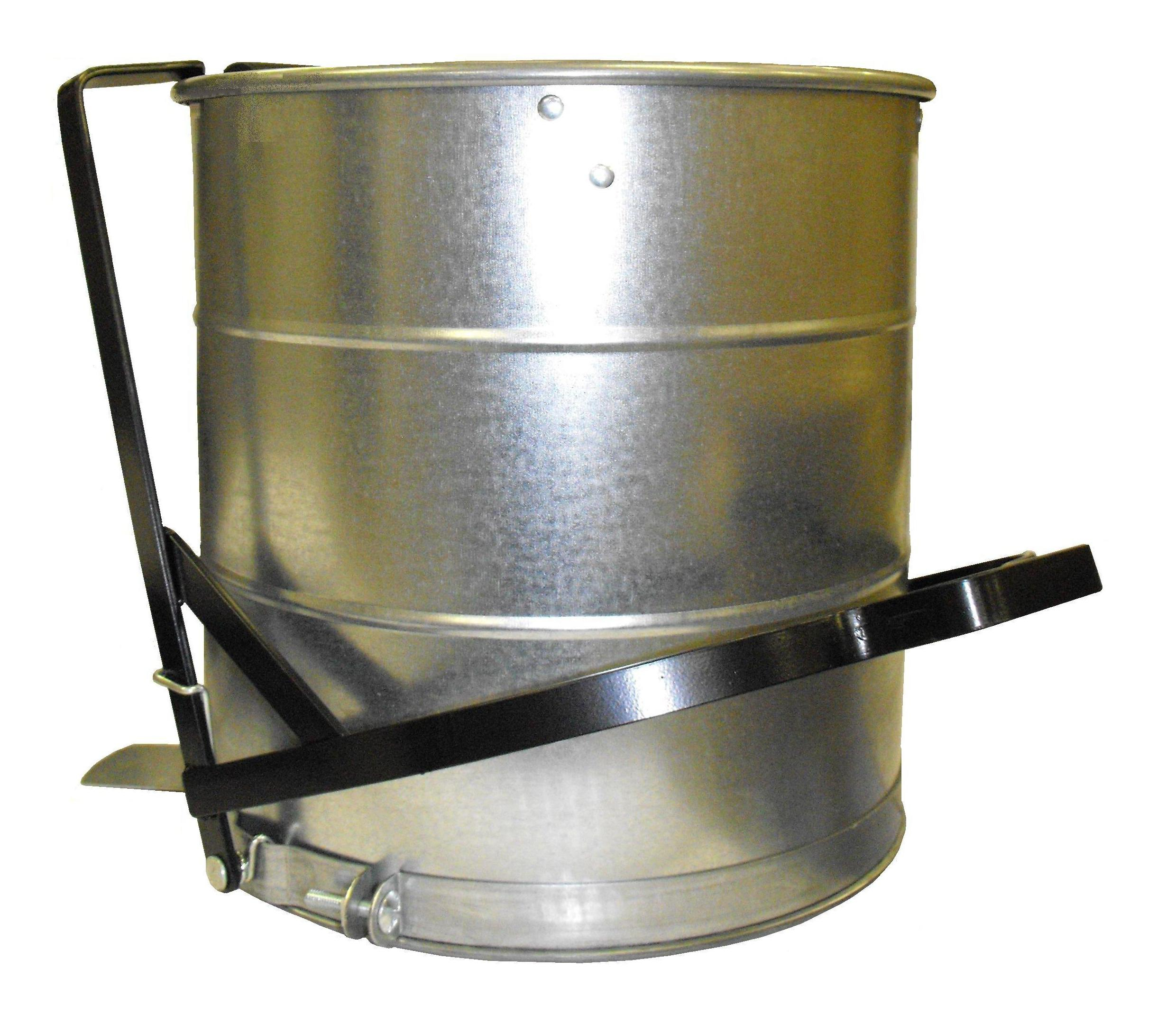 Galvanised Mop Buckets