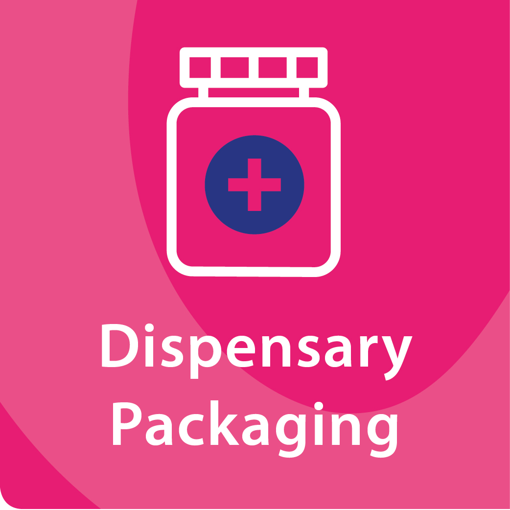 Dispensary Packaging Products