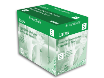 Latex Sterile Gloves